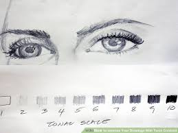 how to improve your drawings with tonal contrast with pictures