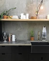 modern kitchen look best 25 concrete kitchen ideas on pinterest natural kitchen