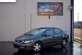 2013 used honda civic 2013 used honda civic hybrid sedan great mpg low at ny