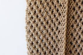 knit scarf pattern in demand cottageartcreations