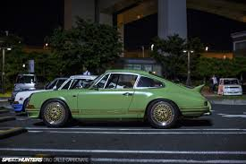 magnus walker porsche green japan welcomes magnus walker speedhunters