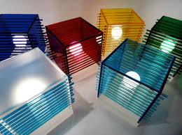 cool home interior lighting design cubes of color andarina designs