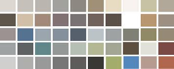 nuancier couleur peinture pour cuisine nuancier de couleurs peintures et matières décorative 69