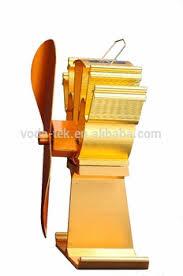 fireplace fan for wood burning fireplace voda luxury gold eco friendly heat powered wood burning stove