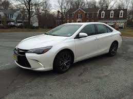 toyota sedan car review 2017 toyota camry adds some sport to midsize sedan wtop