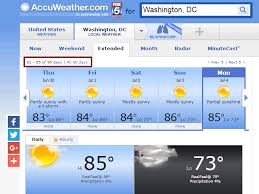 accuweather extends its controversial 45 day weather forecasts to