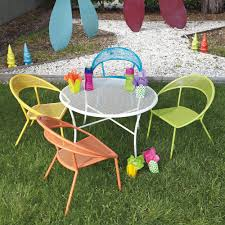 wrought iron chairs patio woodard spright kids wrought iron patio furniture set with four