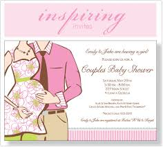 Couple S Shower Couples Baby Shower Expecting Invitation Couples Baby