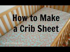Mini Crib Sheet Tutorial Make A Fitted Sheet Toddler Sheets Crib Sheets And Crib Sheet