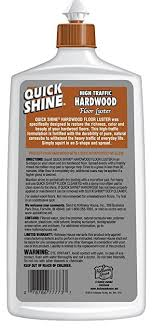 amazon com shine high traffic hardwood floor luster and