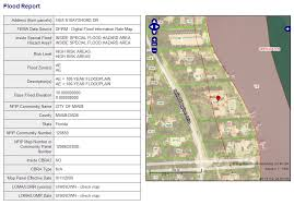 Jacksonville Florida Map With Zip Codes Florida Flood Zone Maps And Information