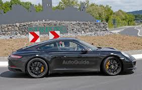 Porsche 911 Hybrid - porsche 911 lineup going full turbo plug in hybrid variant