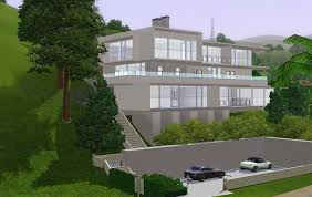 hillside home designs multi story hillside house plans pictures with view homescorner