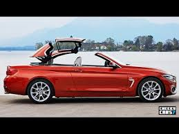 bmw convertible 2018 bmw 4 series convertible exterior and interior driving