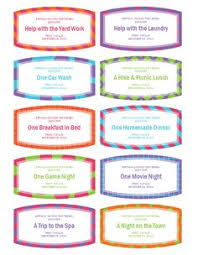 free printable coupons for babysitting the gift of babysitting