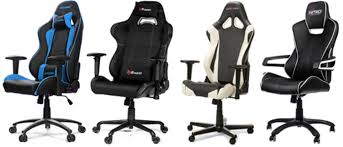 eight gaming chairs roundup review