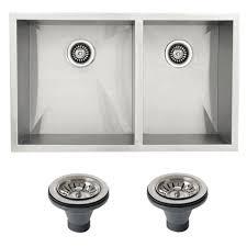 Ticor Kitchen Sinks Ticor 4404bg Stainless Steel Undermount Bowl Kitchen