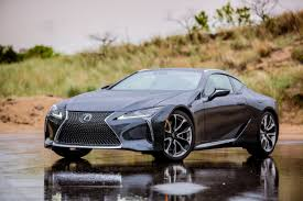 2018 lexus lc 500 is a different kind of flagship luxury coupe