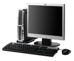 ordinateur bureau hp mediashop