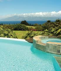 plantation estates oasis kapalua maui hawaii leading estates