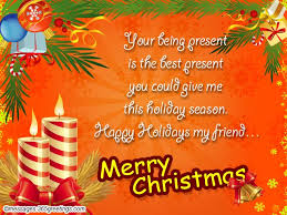 25 merry wishes and messages for friends and family