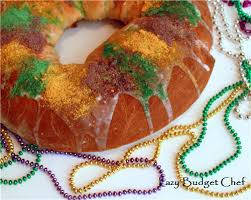 mardi gras king cake baby lazy budget chef how to bake a king cake an allergy free