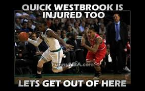 Derrick Rose Injury Meme - 2013 playoffs injured all stars nba funny moments
