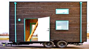 tiny home bunk box build your own trailer house small house