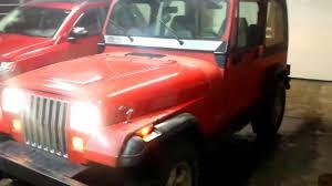 1995 jeep wrangler yj manual