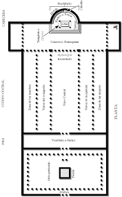 16 latin cross floor plan www quondam com 15 1546 htm lacma