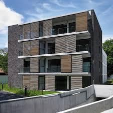 fassade architektur materialmix an der fassade detail magazin für architektur