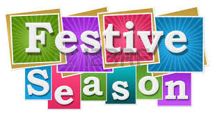 festive season colorful elements stock photo picture and