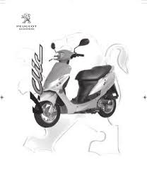 peugeot scooter v clic pdf workshop manual free download u0026 preview