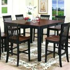 tall round kitchen table tall kitchen table amazing of high kitchen table and chairs best