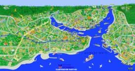 istanbul metro map istanbul maps turkey maps of istanbul