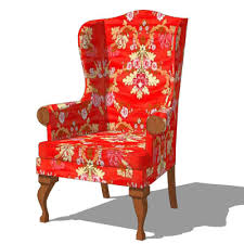 Small Wing Chairs Design Ideas Small Wingback Chair Home Design Ideas Downstairs Pinterest