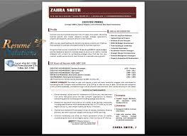 sample resume executive vice president retail executive sample resume