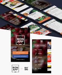 application recettes de cuisine bon app application de recettes de cuisine
