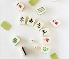 mahjong ustensile de cuisine mahjong moule en silicone savon à la moule 13 creative