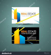 home and design logo eco home and real estate logo template business card design idea