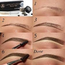 proper way to fill in eyebrows how to shape your eyebrows perfectly in 5 easy steps