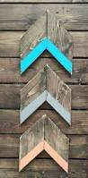 rustic home decor rustic arrow diy wood arrow dip dye