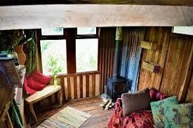 Vardo Interior Mill Valley Yurts U0026 Woodland Cabin