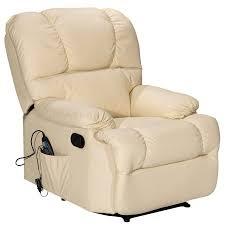 Sofa Chair Recliner Costway Recliner Sofa Chair Deluxe Ergonomic Lounge