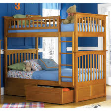 Columbia Full Over Full Bunk Bed by Atlantic Furniture Columbia Twin Over Twin Bunk Bed