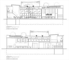 Studio Plan 100 Studio Plan Gallery Of Civic Cultural Exhibition And