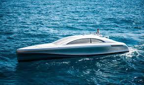 bugatti boat mercedes benz style introduces new luxury yacht arrow460 granturismo