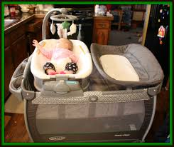 Graco Pack And Play With Bassinet And Changing Table S Reviews Graco Pack N Play Playard Nearby Napper Review