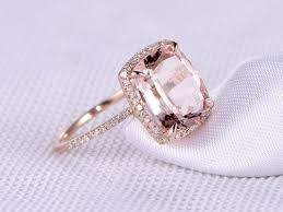 Gold Diamond Wedding Rings by Best 25 Pink Diamond Engagement Ring Ideas On Pinterest Pink