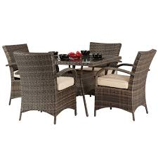 6 Seat Patio Dining Set Garden Table And Chairs Set Philippines Home Outdoor Decoration